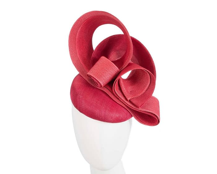 Fascinators Online - Red racing fascinator by Fillies Collection 1