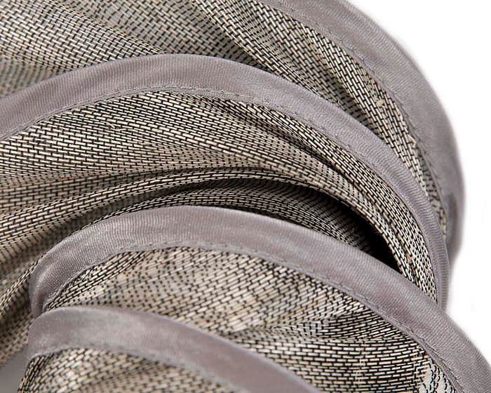 Fascinators Online - Silver headband racing fascinator by Fillies Collection 3