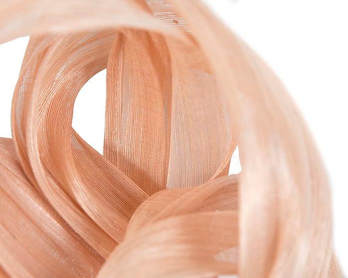 Fascinators Online - Nude retro headband fascinator by Fillies Collection 3