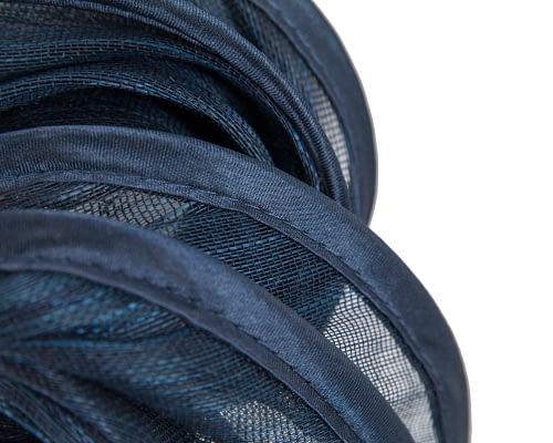 Fascinators Online - Navy headband racing fascinator by Fillies Collection 3