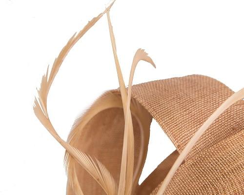 Fascinators Online - Nude loops headband fascinator by Fillies Collection 3