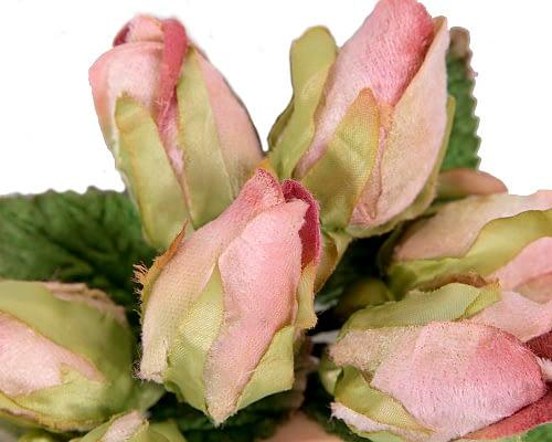 Fascinators Online - Multi-color pink roses flower headband by Max Alexander 3