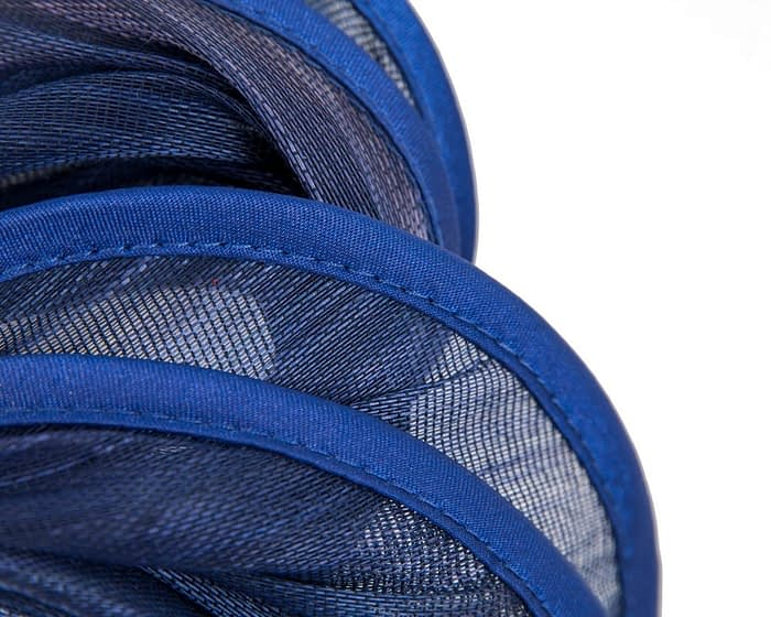 Fascinators Online - Royal blue headband racing fascinator by Fillies Collection 3