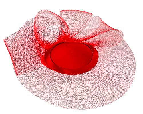 Fascinators Online - Pink boater hat by Max Alexander 9