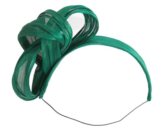 Fascinators Online - Green retro headband fascinator by Fillies Collection 4