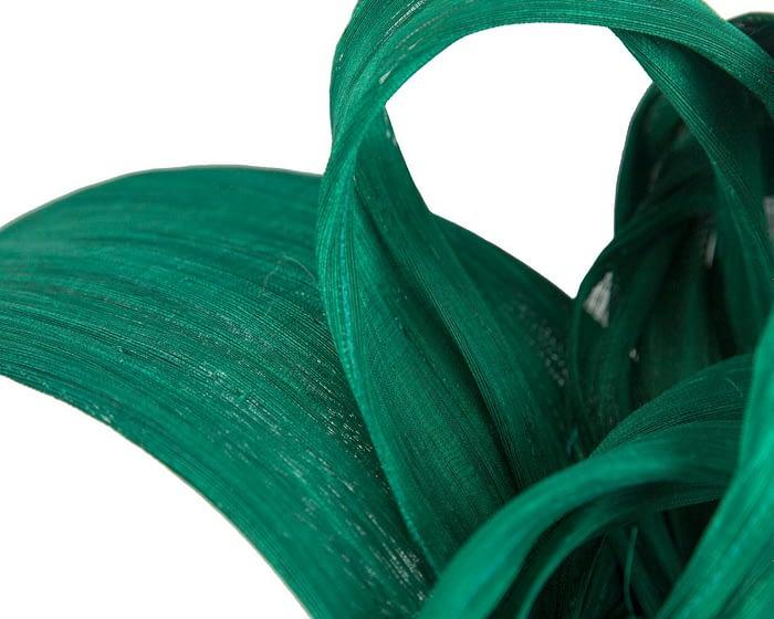 Fascinators Online - Green retro headband fascinator by Fillies Collection 3