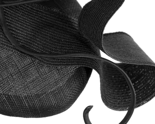 Fascinators Online - Designers black racing fascinator by Fillies Collection 6
