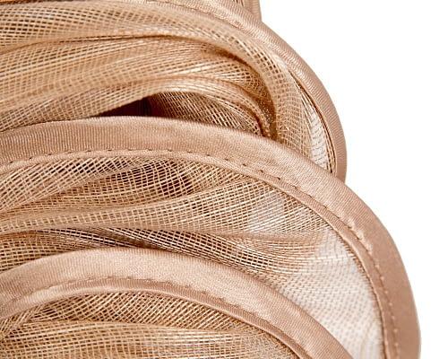 Fascinators Online - Nude headband racing fascinator by Fillies Collection 3