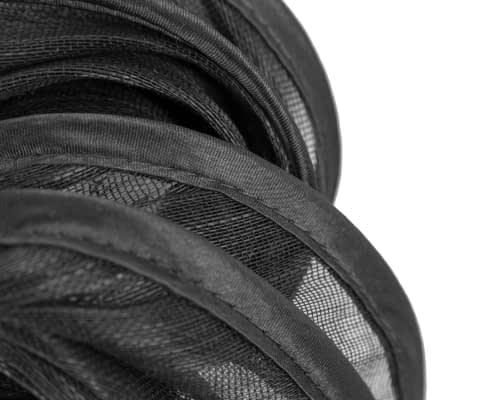 Fascinators Online - Black headband racing fascinator by Fillies Collection 3