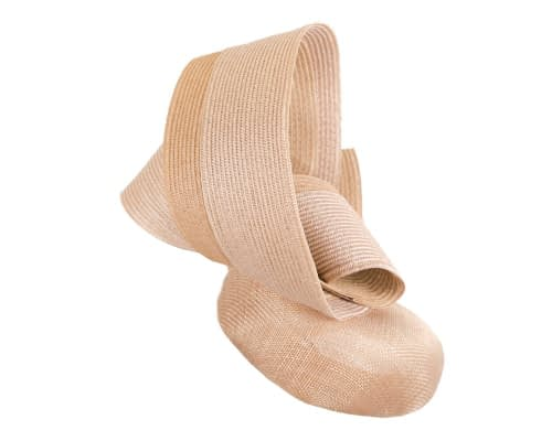 Fascinators Online - Nude racing fascinator by Fillies Collection 4