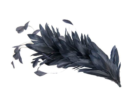 Craft & Millinery Supplies -- Trish Millinery- FTHB7 navy