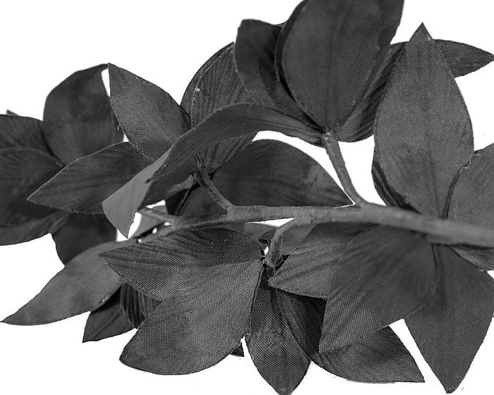 Craft & Millinery Supplies -- Trish Millinery- FL65 black back