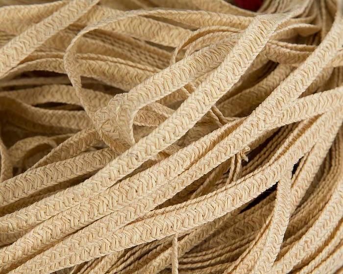 Craft & Millinery Supplies -- Trish Millinery- braid30 closeup