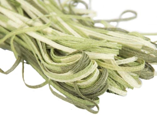 Craft & Millinery Supplies -- Trish Millinery- hemp braid green