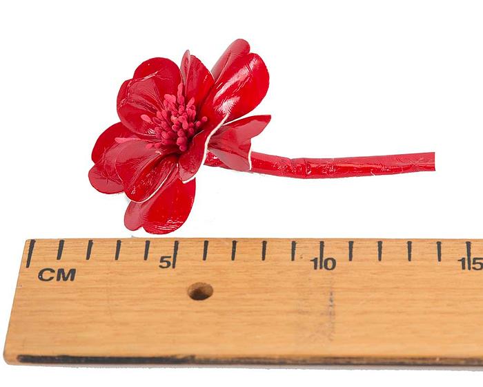 Craft & Millinery Supplies -- Trish Millinery- FL44 red