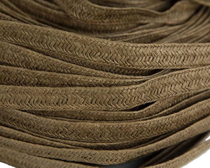 Craft & Millinery Supplies -- Trish Millinery- braid31 closeup
