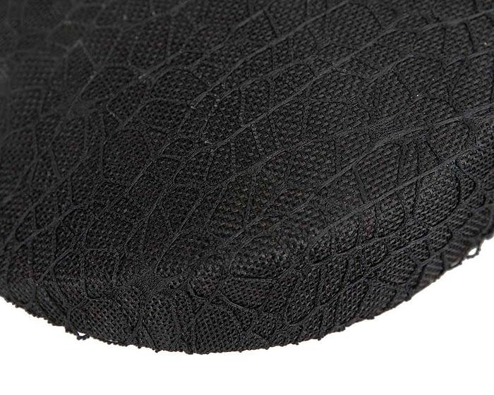 Craft & Millinery Supplies -- Trish Millinery- SH5 black closeup