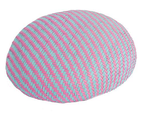Craft & Millinery Supplies -- Trish Millinery- SH6 aqua hot pink1