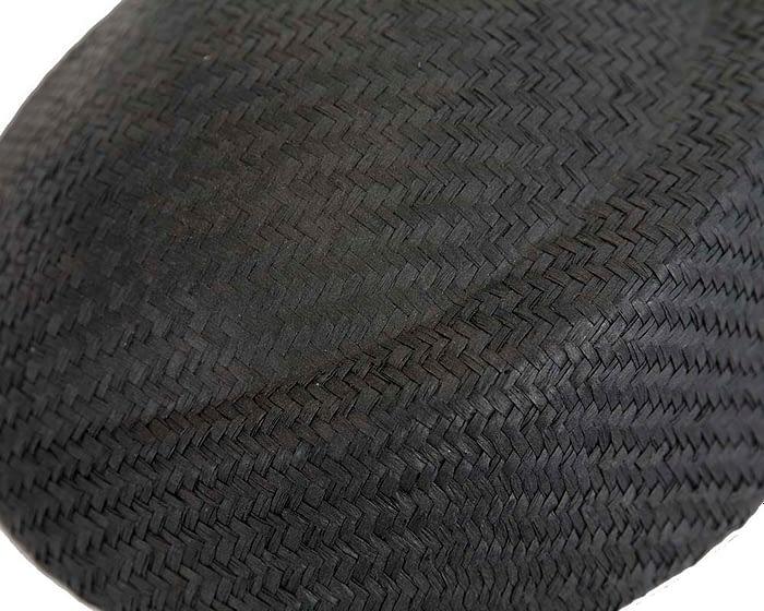 Craft & Millinery Supplies -- Trish Millinery- SH4 black closeup