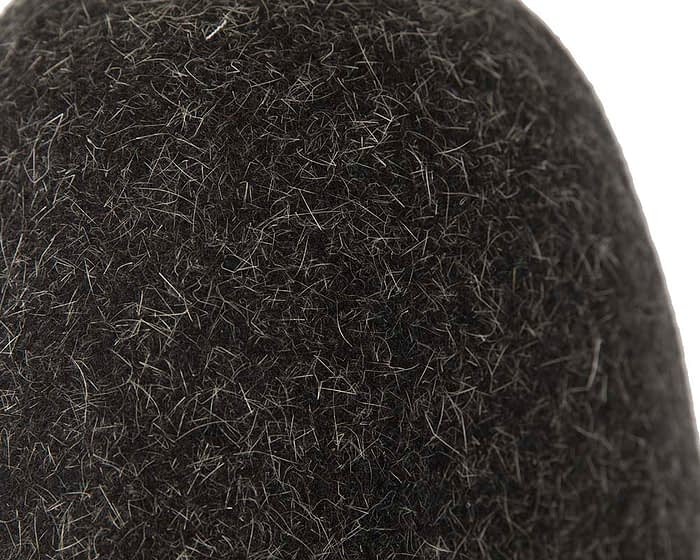Craft & Millinery Supplies -- Trish Millinery- HD2 charcoal closeup