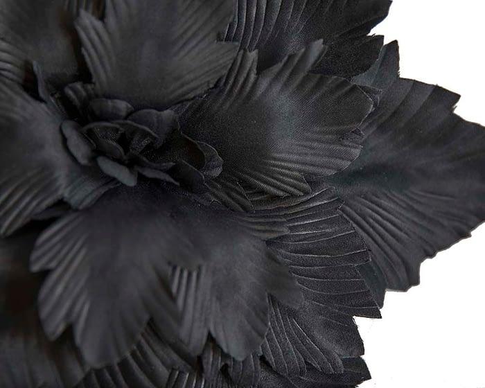 Craft & Millinery Supplies -- Trish Millinery- FL15 black closeup