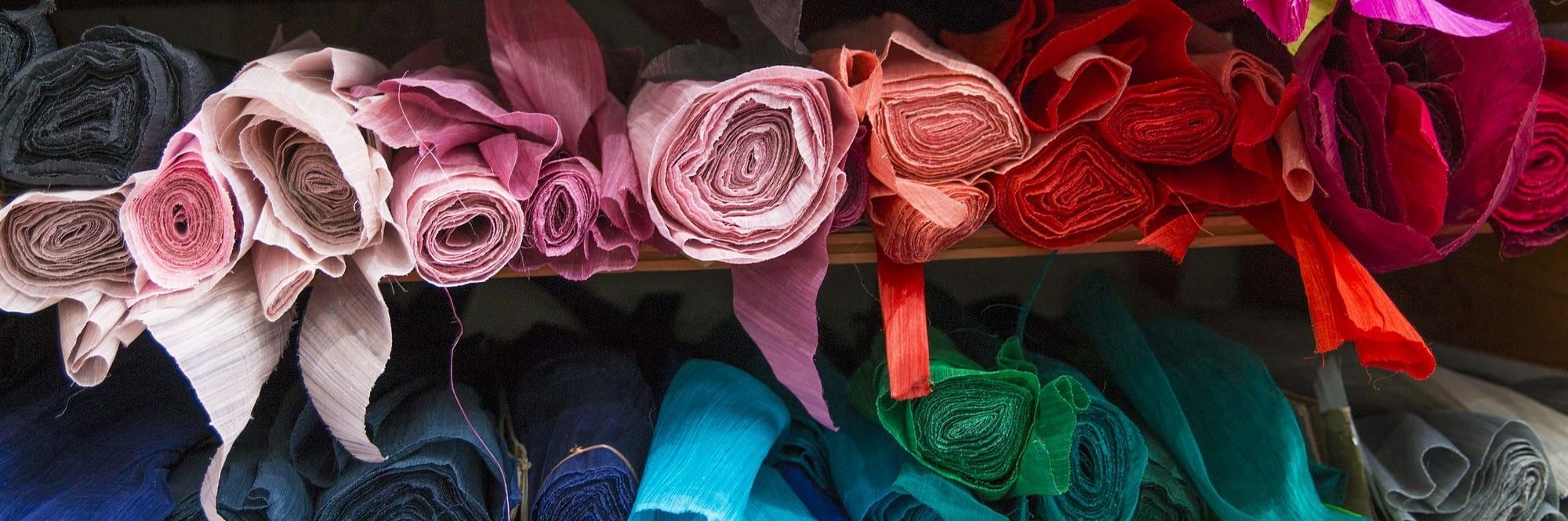 Craft & Millinery Supplies -- fabrics