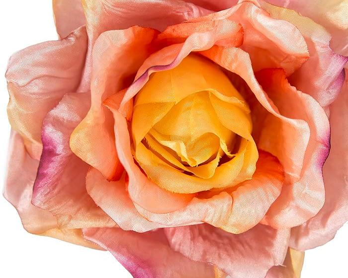 Craft & Millinery Supplies -- Trish Millinery- FL50 rose closeup