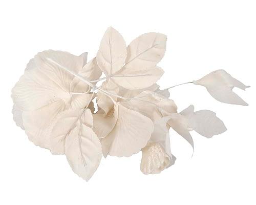 Craft & Millinery Supplies -- Trish Millinery- FL43 cream back