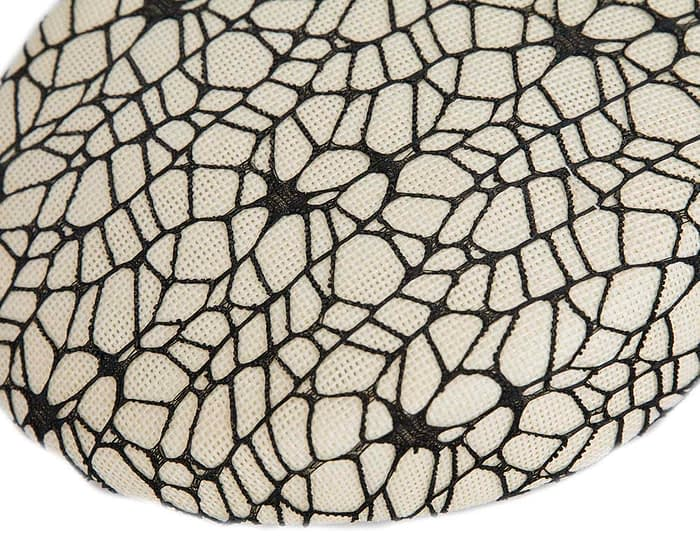 Craft & Millinery Supplies -- Trish Millinery- SH5 cream closeup