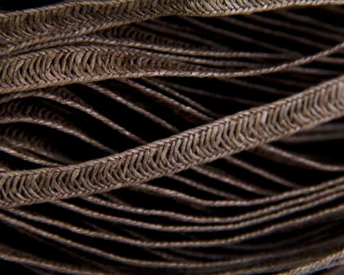 Craft & Millinery Supplies -- Trish Millinery- braid6 closeup