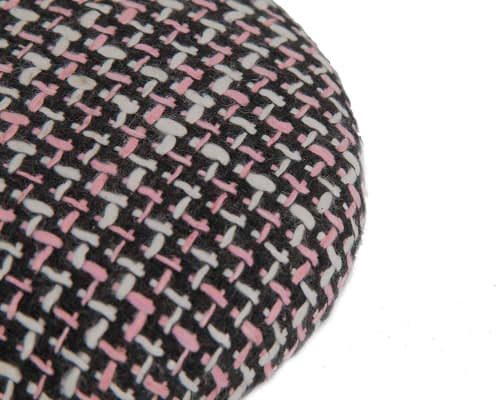 Craft & Millinery Supplies -- Trish Millinery- SH1 pink closeup