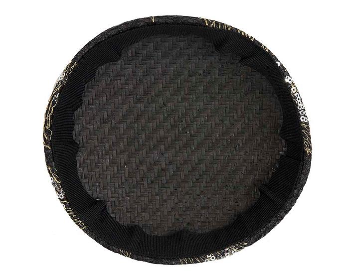 Craft & Millinery Supplies -- Trish Millinery- SH3 black back