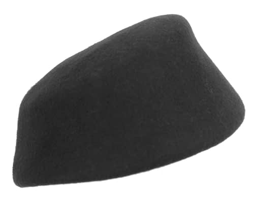 Craft & Millinery Supplies -- Trish Millinery- SH8 black side