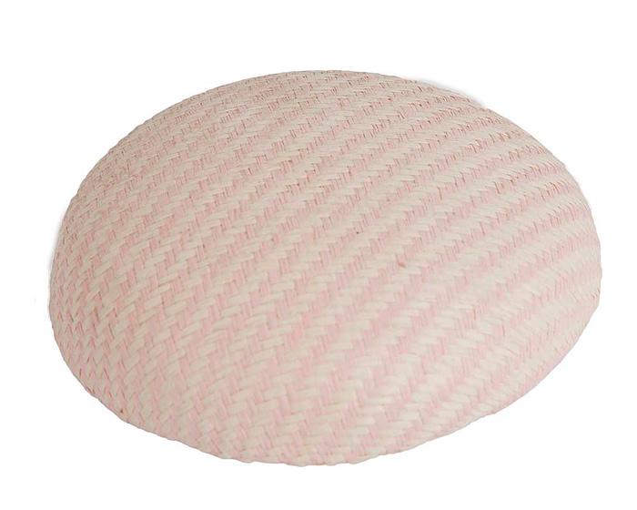 Craft & Millinery Supplies -- Trish Millinery- SH6 cream pink1