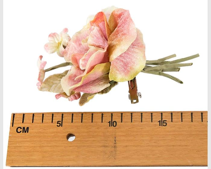 Craft & Millinery Supplies -- Trish Millinery- FL52 pink