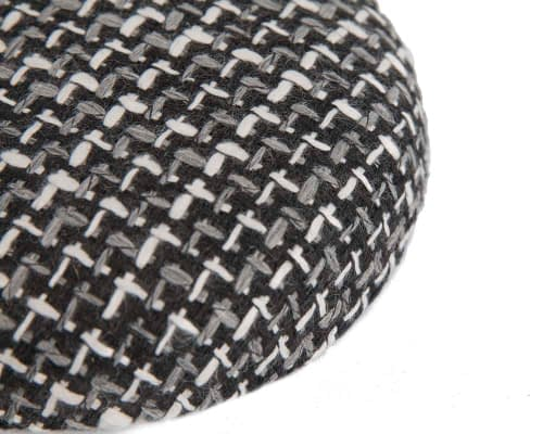 Craft & Millinery Supplies -- Trish Millinery- SH1 grey closeup