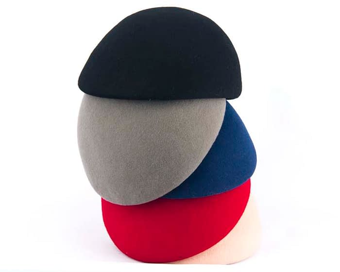 Craft & Millinery Supplies -- Trish Millinery- fel beret hat shape