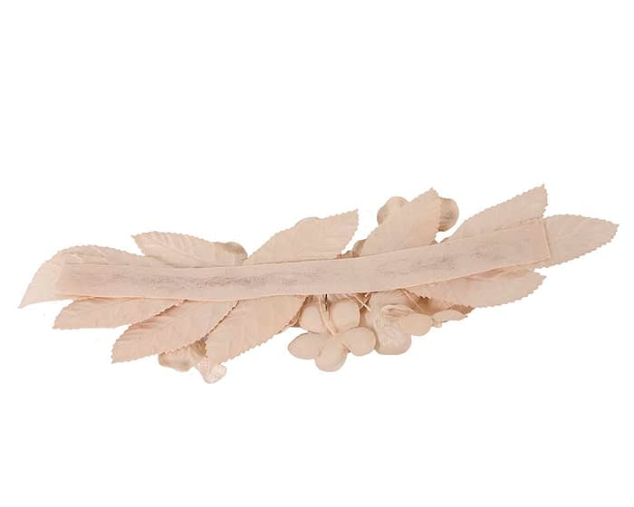 Craft & Millinery Supplies -- Trish Millinery- FL41 nude back