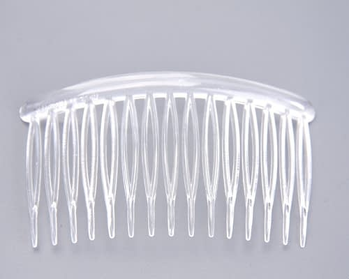Craft & Millinery Supplies -- Trish Millinery- plastic wide millinery comb