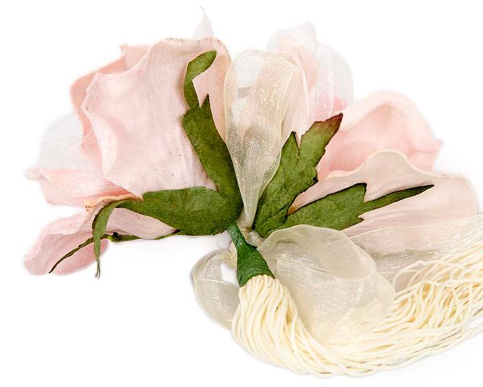 Craft & Millinery Supplies -- Trish Millinery- FL47 pink back