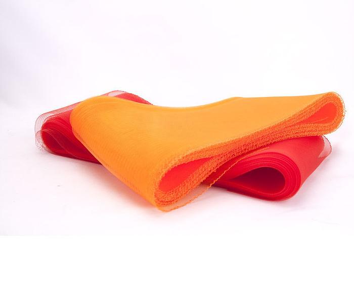 Craft & Millinery Supplies -- Trish Millinery- crinoline 6inches plain