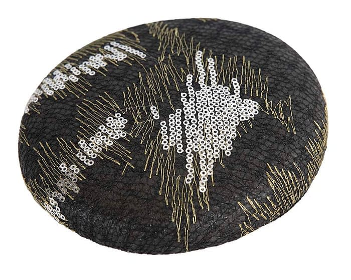 Craft & Millinery Supplies -- Trish Millinery- SH3 black1