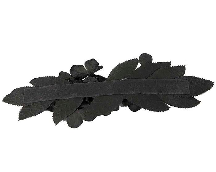 Craft & Millinery Supplies -- Trish Millinery- FL41 black back