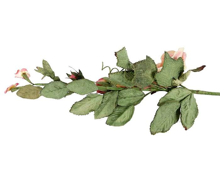 Craft & Millinery Supplies -- Trish Millinery- FL54 peach back