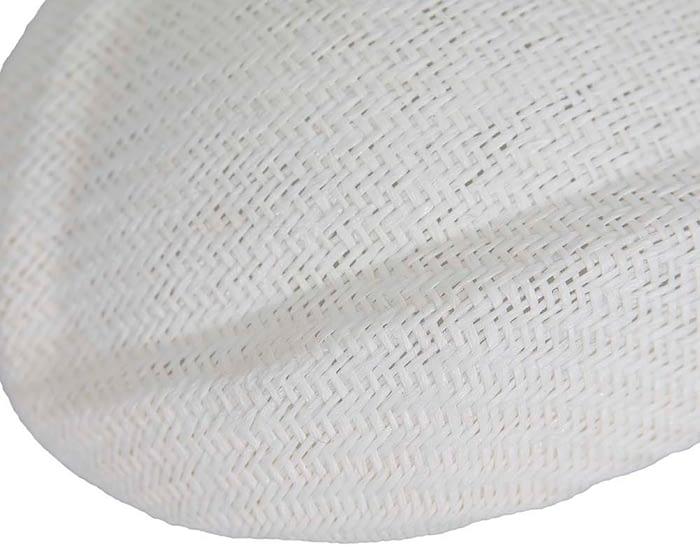 Craft & Millinery Supplies -- Trish Millinery- SH2 white closeup