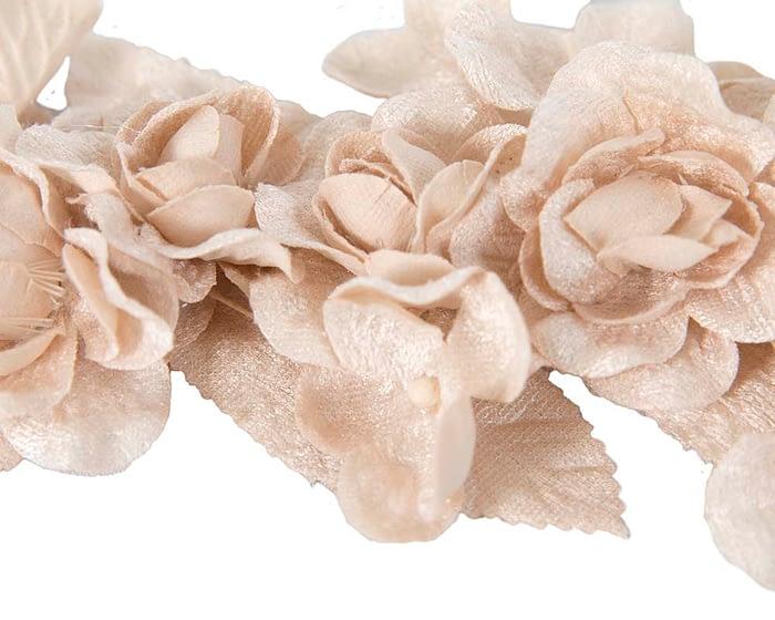 Craft & Millinery Supplies -- Trish Millinery- FL41 nude closeup