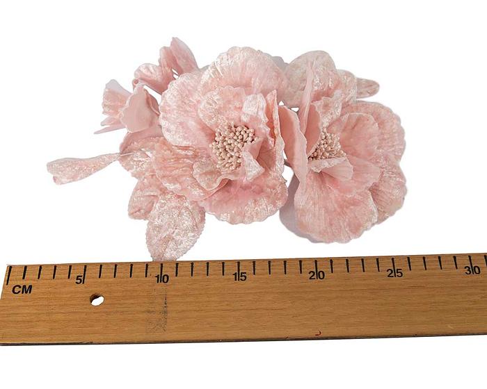Craft & Millinery Supplies -- Trish Millinery- FL44 pink