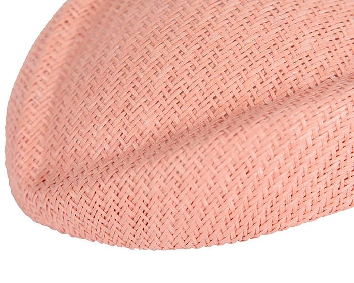 Craft & Millinery Supplies -- Trish Millinery- SH2 coral closeup
