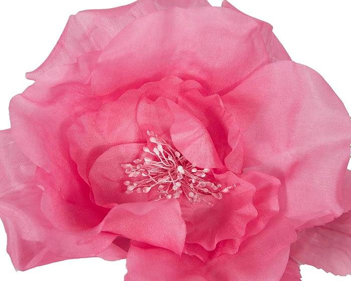 Craft & Millinery Supplies -- Trish Millinery- FL51 pink closeup