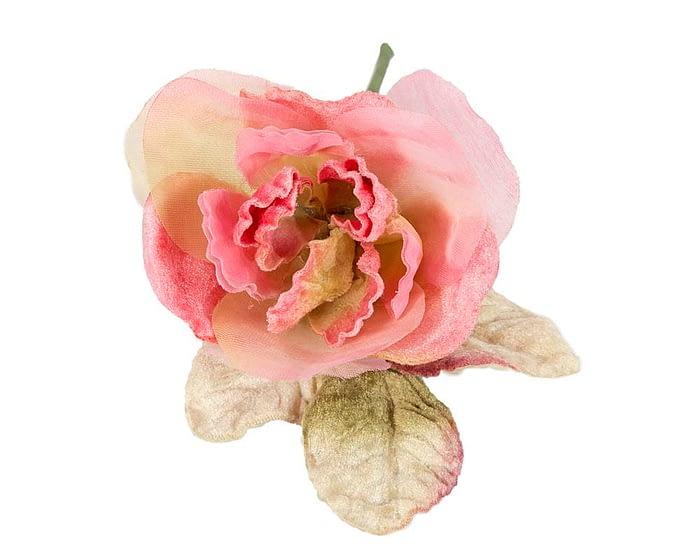 Craft & Millinery Supplies -- Trish Millinery- FL58 hot pink2